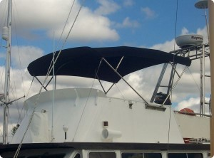 Bimini Top small black