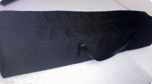 Padded Zippered Bags