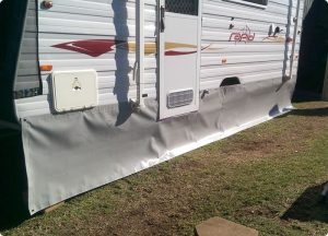 Caravan Windbreak