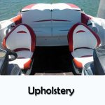 boat upholstery boat seats