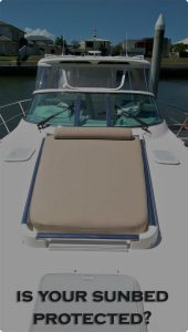 Marine Boat Sunbed Covers