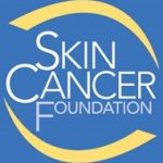 skin cancer foundation logo for sunbrella fabric