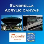 Sunbrella Boat Canvas