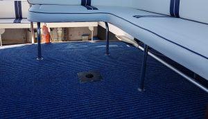 Marine Carpet Blue